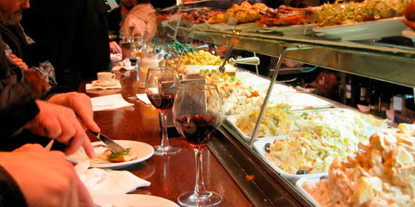 Tapas bars and restaurants in Fuengirola and surrounding areas ...